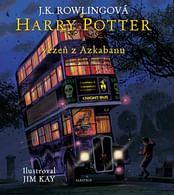 Harry Potter a Vězeň z Azkabanu (ilustrovaná)