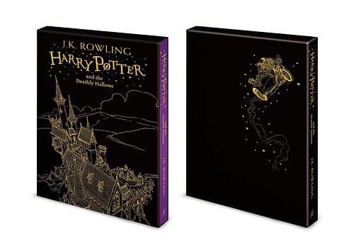 Harry Potter and the Deathly Hallows (box) - J. K. Rowlingová