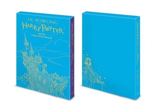 Harry Potter and the Order of the Phoenix (box) - J. K. Rowlingová
