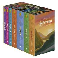 Harry Potter - komplet 7 knih