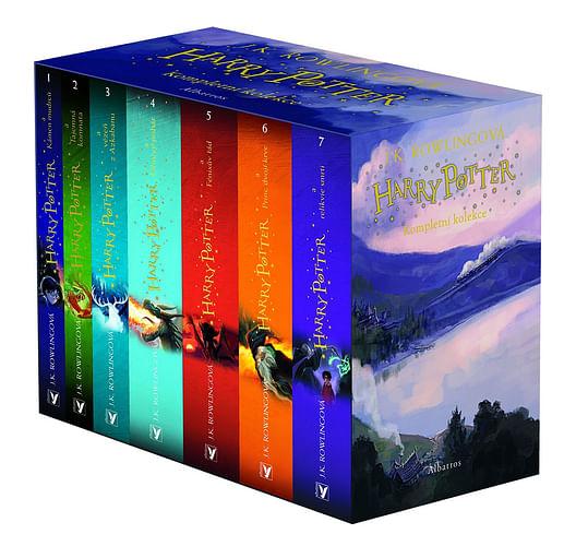 Harry Potter (Jonny Duddle) - box 1-7