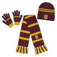 Harry Potter - Nebelvírská zimní sada