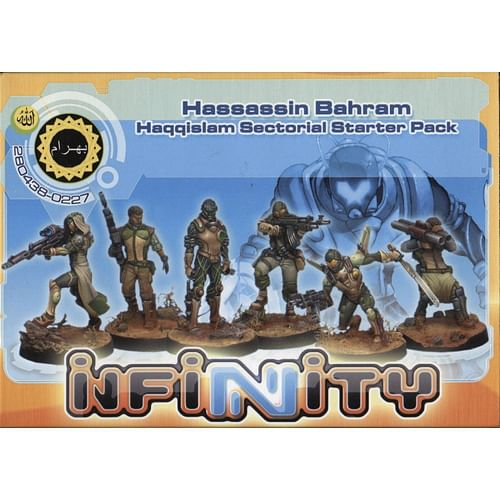 Infinity: Hassassin Bahram - Haqqislam Sectorial Starter Pack