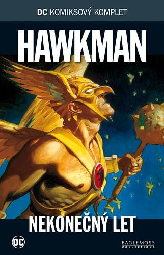 DC Komiksový komplet 70 - Hawkman: Nekonečný let