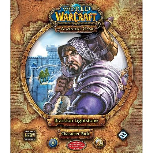 World of Warcraft: The Adventure Game - Brandon Lightstone
