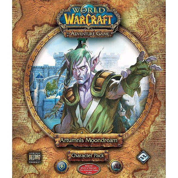 World of Warcraft: The Adventure Game - Artumnis Moondream