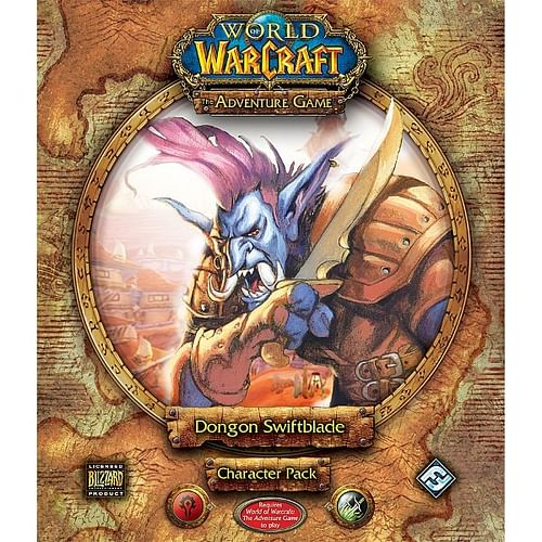 World of Warcraft: The Adventure Game - Dongon Swiftblade