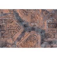 Herní podložka Kraken Wargames - Desert Warzone City