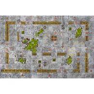 Herní podložka Kraken Wargames - Industrial Grounds