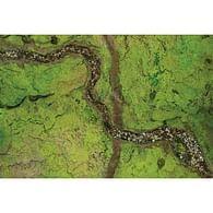 Herní podložka Kraken Wargames - River Valley