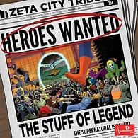 Heroes Wanted: Stuff of Legend