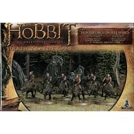 Hobbit Strategy Battle Game: Hunter Orcs on Fell Wargs