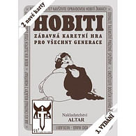 Hobiti - karetní hra