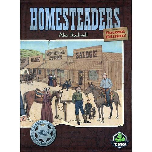 Homesteaders (druhá edice)