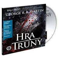 Hra o trůny - audiokniha (4 CD)