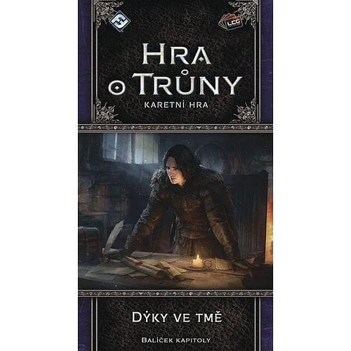 Hra o trůny - karetní hra: Dýky ve tmě