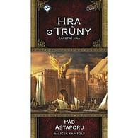 Hra o trůny - karetní hra: Pád Astaporu