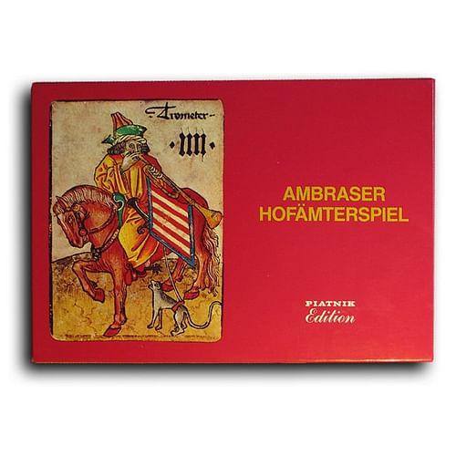 Hrací karty Ambraser Hofämterspiel