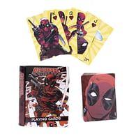 Hrací karty Deadpool