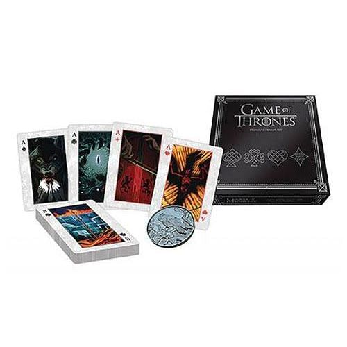Hrací karty Game of Thrones Premium