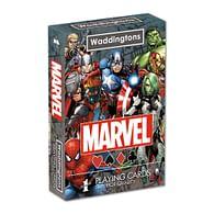 Hrací karty Marvel Universe