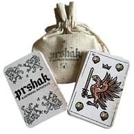 Hrací karty Prshak