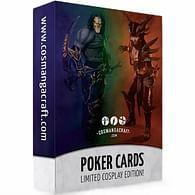 Hrací karty s Cosplayery