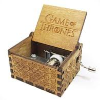 Hrací skříňka Game of Thrones