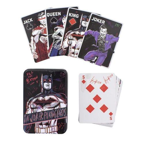 Hrací karty DC Comics - Joker