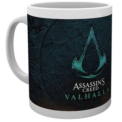 GB eye Hrnek Assassin s Creed Valhalla - Logo 300ml