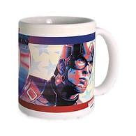 Hrnek Avengers: Endgame - Captain America