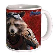 Hrnek Avengers: Endgame - Rocket