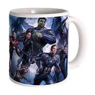Hrnek Avengers: Endgame - Tým