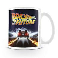 Hrnek Back to the Future - Delorean