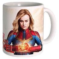 Hrnek Captain Marvel - Duel
