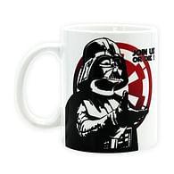 Hrnek Darth Vader - Join us or die!