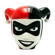 Hrnek DC Comics 3D - Harley Quinn