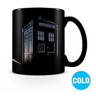 Hrnek Doctor Who - New Dawn, měnící se