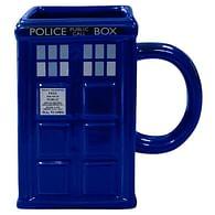 Hrnek Doctor Who - TARDIS 3D