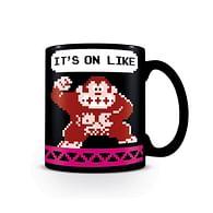 Hrnek Donkey Kong - It's On Like