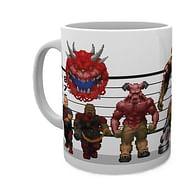 Hrnek Doom Classic Enemies