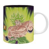 Hrnek Dragon Ball Super: Broly Goku Vegeta