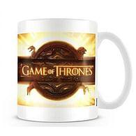 Hrnek Game of Thrones - Opening Logo