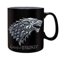 Hrnek Game of Thrones - Stark / Winter is coming