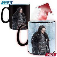 Hrnek Game of Thrones - Winter is here, měnící se