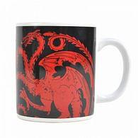 Hrnek Game of Thrones - znak Targaryenů