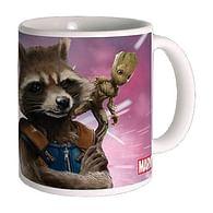 Hrnek Guardians of the Galaxy 2 - Rocket