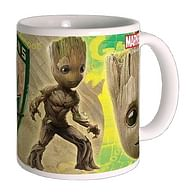 Hrnek Guardians of the Galaxy 2 - Young Groot