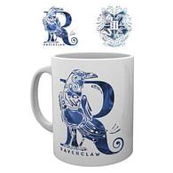 Hrnek Harry Potter - Ravenclaw Monogram
