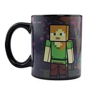 Hrnek Minecraft - Enderman, měnící se